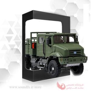 افکت صوتی کامیون ارتشی