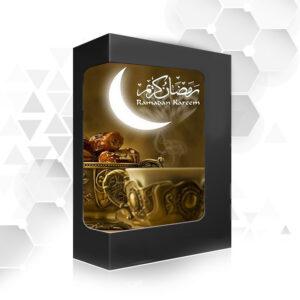 پروژه آماده ماه مبارک رمضان