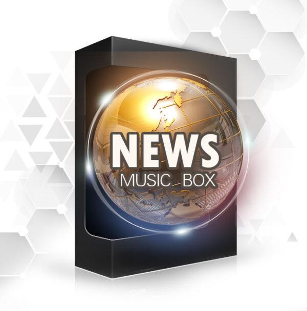 موسیقی و افکت صوتی اخبار و خبر