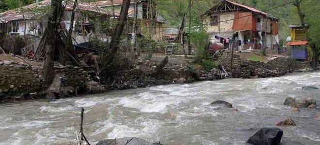 افکت صوتی محیط زندگی در کنار رودخانه