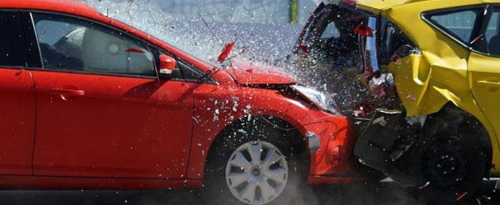 صدای تصادف ماشین