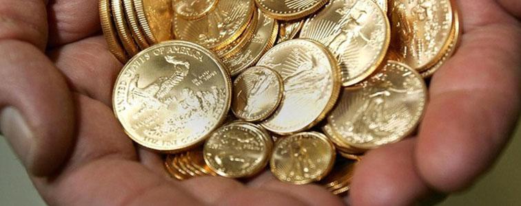 صدای سکه پول