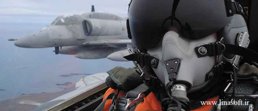 افکت صوتی داخل کابین انواع جت و جنگنده