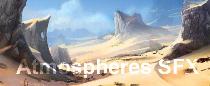 افکت صدای محیطی Atmospheres
