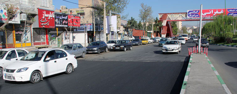 افکت صوتی ترافیک شهری و عبور اتوموبیل