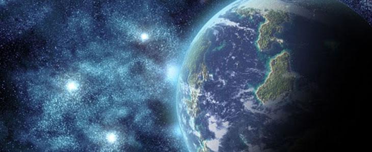 صدای محیطی فضا و کهکشان