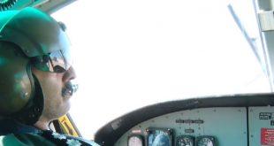 صدای نمای بسته از هلیکوپتر و هواپیما