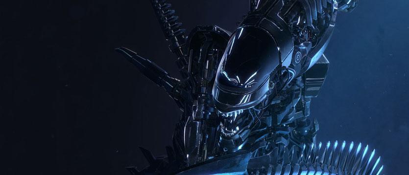 جلوه صوتی پس زمینه Alien Sound scape
