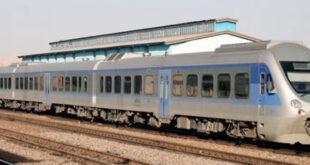 افکت های صوتی قطار - نمای بسته