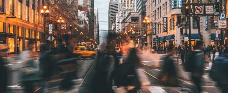 دانلود صدای محیطی و شلوغی شهر