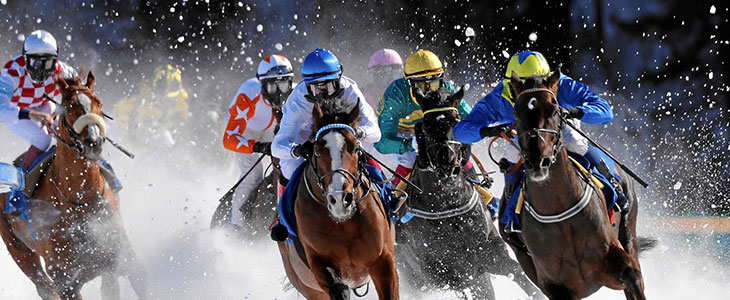 افکت صوتی مسابقات اسب سواری