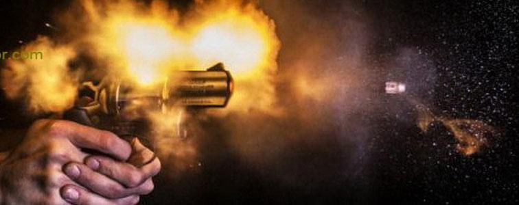 جلوه صوتی سینمایی شلیک و انفجار خمپاره