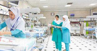 صدای محیط بیمارستان سری سوم