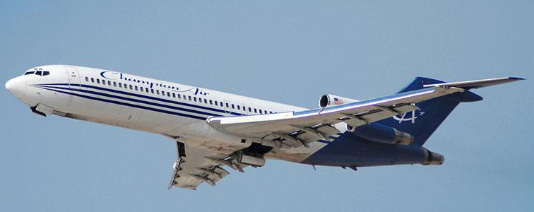 افکت صوتی هواپیمای Jet 727