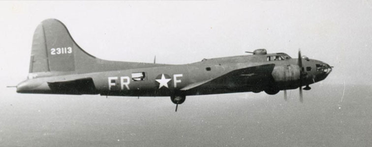 صدای هواپیماهای جنگ جهانی دوم
