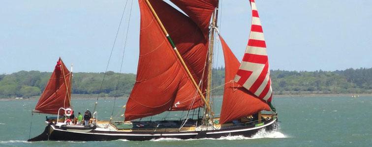 صدای لنج بادبانی مدل Yacht Alice MAY