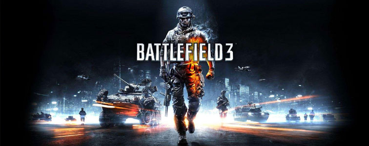 افکت صوتی بازی Battlefield 3