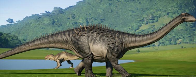 افکت صوتی 5 گونه دایناسور