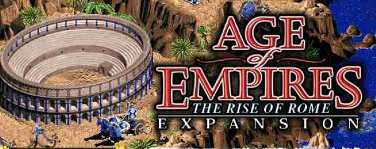 افکت صوتی Age of Empires + Rise of Rome