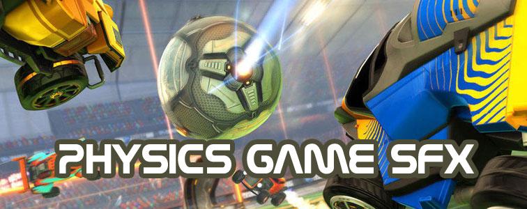 اکشن های صوتی اشیاء ویژه طراحی بازی