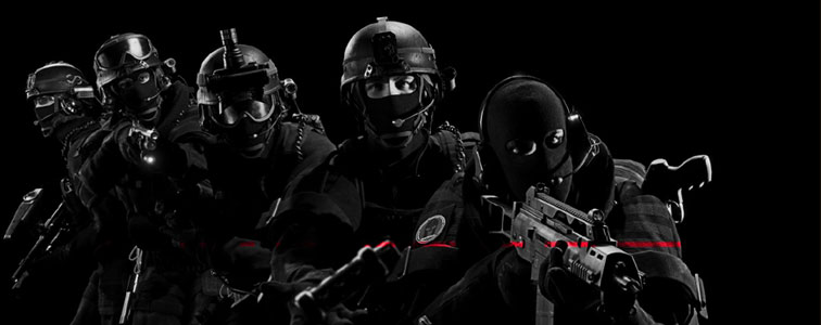 افکت صوتی سرباز نیروی ویژه