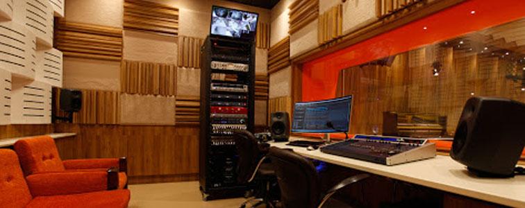 خصوصیات اتاق ضبط صدا یا استودیوی صدا