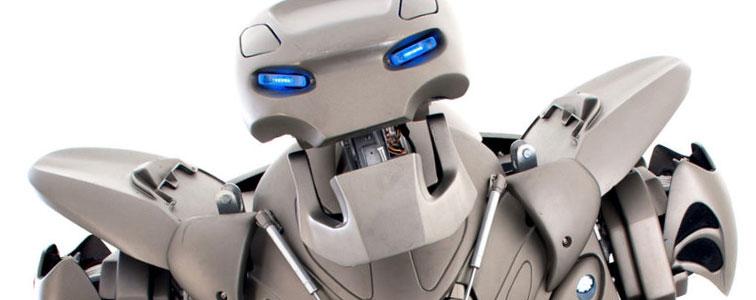 صدای ربات