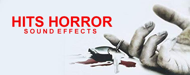 جلوه صوتی سینمایی Hard Hits Horror