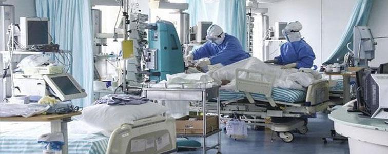 صدای بیمارستان و محیط