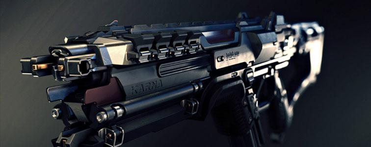 افکت صوتی بازی سازی آزاد شدن اسلحه
