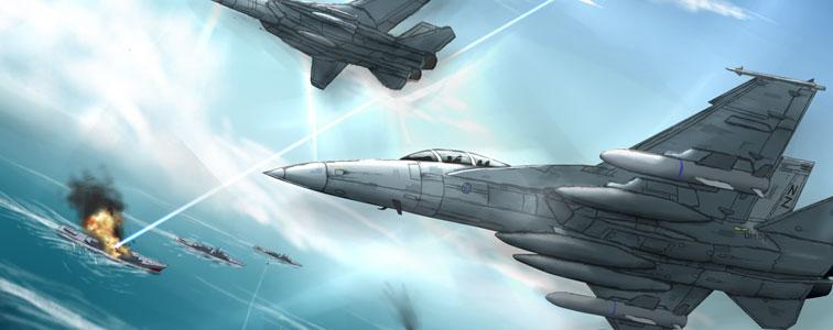 موسیقی بازی Ace Combat 3