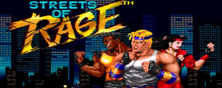 موسیقی بازی The Streets of Rage