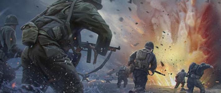 اکشن های صوتی جنگی ویژه طراحی بازی