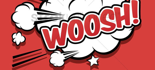 صدای Whoosh