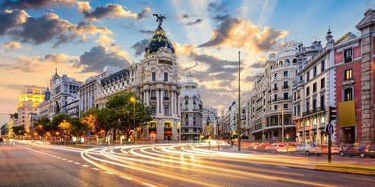 ویزای تمکن مالی اسپانیا