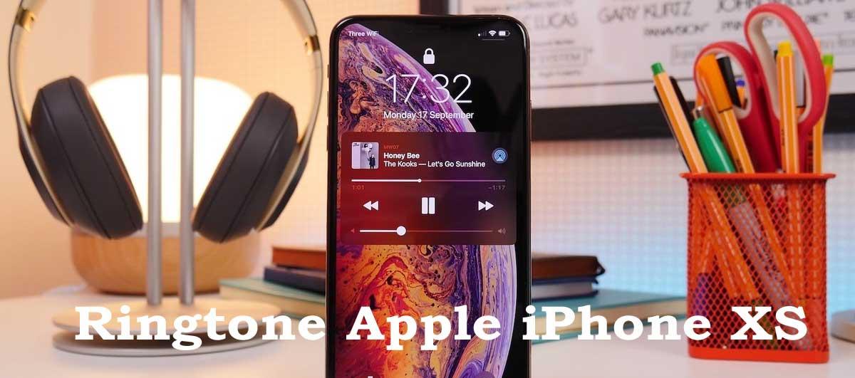 دانلود زنگ خور گوشی Apple iPhone XS و XR