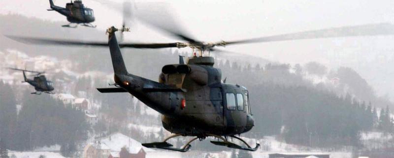 آشنایی با نحوه پرواز هلیکوپتر